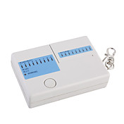 Multi-functional Cable Tester for RJ45, RJ11 and USB BNC