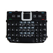 Repair Parts Replacement Keypad for Nokia E71 Cell Phone (Black)