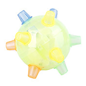 Funny Jumping Ball (4*AAA/Color Assorted)