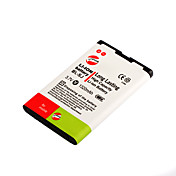 Replacement Cell Phone Battery BL-5J for NOKIA 5230C/5900XM/N900/X6 (BL-5J)