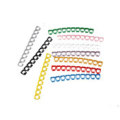 line clip pour cble diffrent, couleurs assorties