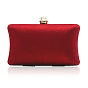 Gorgeous Velvet With Austria Rhinestones Evening Handbags/ Clutches More Colors Available