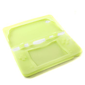 Silicone Protective Skin/ Case For Nintendo DSi LL/XL(Green)