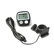 Mini Waterproof Cycle Computer Odometer Speedometer Calories