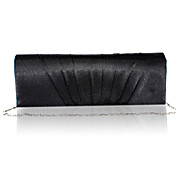 Gorgeous Satin/ Silk Shell With Evening Handbags/ Clutches More Colors Available