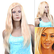 "Beyonce's Fashionable Style Custom Full Lace Mixed Color Natural Wave 16"" Indian Remy Hair - 26 Colors To Choose"