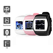 MQ007 Super Cool - Horloge Tlphone Portable 1,5 Pouces Radio FM Bluetooth