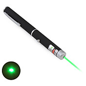 Pen Shape Astronomy 5mW 532nm Green Laser Pointer (2xAAA)