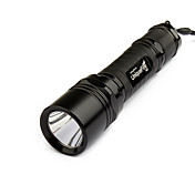 UniqueFire M2 5-Mode CREE XM-L T6 LED Flashlight (1000LM, 1X18650)