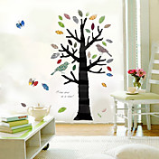 Colorful Tree Wall Stickers (1985-P10)
