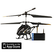 i-helicopter 888-107 for iPhone iPad iPod iTouch Control 3.5ch Radio