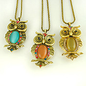 Owl Design Sweater Chain
