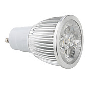 GU10 5W 500LM 3000-3300K Warm White Light LED Spot Bulb (85-265V)