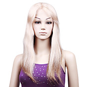 "100% Indian Remy Hair Fashion HighLight Color Natural Straight 16"" Full Lace Wig"