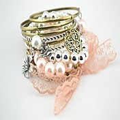 Ladies' Bracelets In Alloy