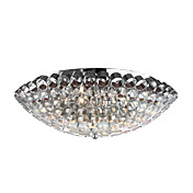 Flush Mount with 5 Light in Fashion Style