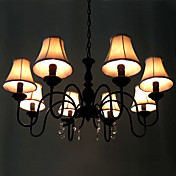 Elegant Chandelier with 8 Lights