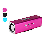 Music Angel Speaker (SD,USB, FM, Assorted Colors)