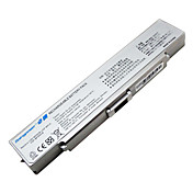 batteri for Sony Vaio VGN-ar VGN-cr VGN-nr VGP-bps10 VGP-bps9 VGP-bps9a / b VGP-bps9 / b VGP-bps9 / s slv