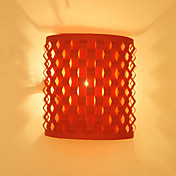 1 - Light Wall Light in Red