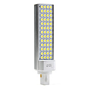 g24 8w 52x5050 SMD 520-600lm 5500-6500k natrliches weies Licht LED-Lampe (110-240V)