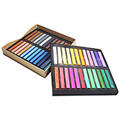 48 Colors Hair Color Pastel Chalk