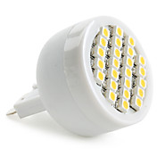G9 1.5W 24x3528 SMD 50-60LM 2800-3200K Warm White Light LED Spot Bulb (230V)