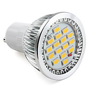 GU10 8W 700-800LM 3000-3500K Warmes Weies Licht LED Spot Birne (220V)