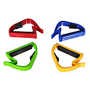 Alice - (A007E) Plasitc Guitar Capo in Colors