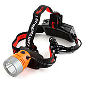 3-Mode Cree Q5 LED Headlamp (Powered by 3 x AA Batteries, Orange)