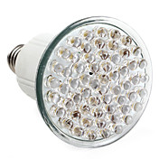E14 60-LED 300LM 2-2.5W 2800-3500K Warm White Spot Bulbs (220-240V)