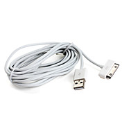 USB Data Charge Cable for iPad (3m)