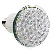 E14 48-LED 240LM 2-2.5W 6000-6500K White Spot Bulbs (220-240V)