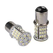 0.18wx45 45 led auto remlicht (wit)
