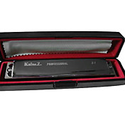 Kaine - (K2101) Tremolo Harmonica C key/21 Holes/42 Tones