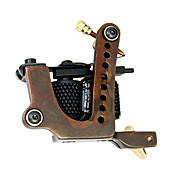 Professional Copper Handmade Tattoo Machine for Shading