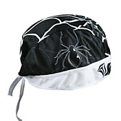 KOOPLUS-Men's 100% Polyester Cycling Headscarf (Black)
