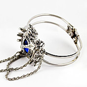 Cosplay Accessary Inspired by Reborn!-Sawada Tsunayoshi Blue Vongola Necklace