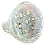 MR11 0.5W 20LM 2800-3300K Warm White Light LED Spot Bulb (12V)