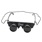3 x 28 Binoculars for Fishing (Eyeglass Style with Nylon Cord)