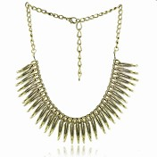 Gorgeous Gold Alloy Women's Necklace