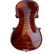 Hailing - (HZYVL-DB) 4/4 High-Grade 1-Piece Flame Maple Violin Outfit