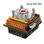 skyrc toro 1/10 120a esc sensor de