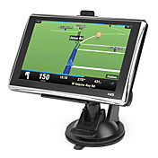 5-Zoll-Touchscreen GPS Navigator TF, USB, MP3, MP4