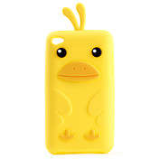 Gummiand Design Soft Cover til iPod touch