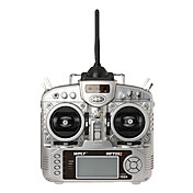 WFLY WFT09II 2.4G 9CH Transmitter with WFR09S Receiver