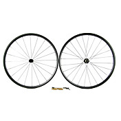 Supernova - 700C Toray T700 Carbono Aero Wheelset Estrada Tubular (24mm)