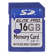 16 GB Hi-Speed ​​Elite Pro Tarjeta de memoria SD