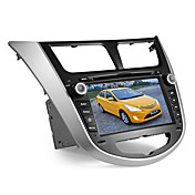 7 tommers Bil DVD spiller for HYUNDAI REINA (Bluetooth, GPS, iPod, RDS, SD / USB, Steering Wheel Control, Touch Screen)