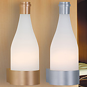 11W Modern Aluminum Wall Lamp with 1 Lamp
